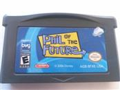 GAMEBOY ADVANCE PHIL TO THE FUTURE